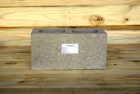 cement building block size 190